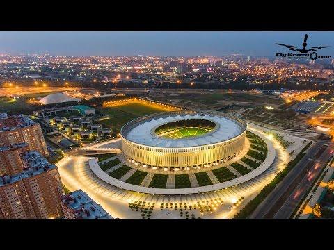 Новый Стадион Краснодар   New Krasnodar Stadium