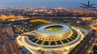 Новый Стадион Краснодар | New Krasnodar Stadium