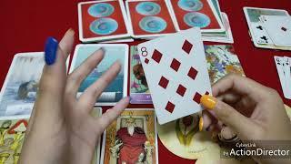 他喜歡我嘛?他對我的感覺💛小占卜pick a card reading thumbnail