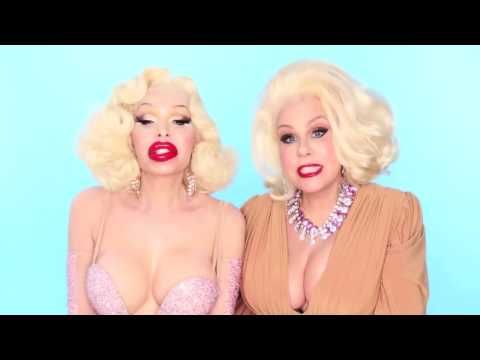 AMANDA LEPORE INTERVIEW Part 1 with Dianne Brill