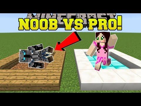 Minecraft: NOOB VS PRO! – DANCE FLOOR! – Mini-Game