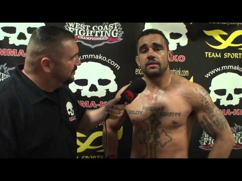 """POST FIGHT INTERVIEW WITH JUSTIN """"RAW DEAL"""" BAESMAN"""
