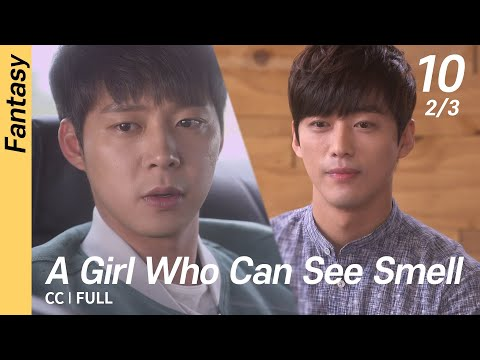 [CC/FULL] A Girl Who Can See Smell EP10 (2/3)   냄새를보는소녀