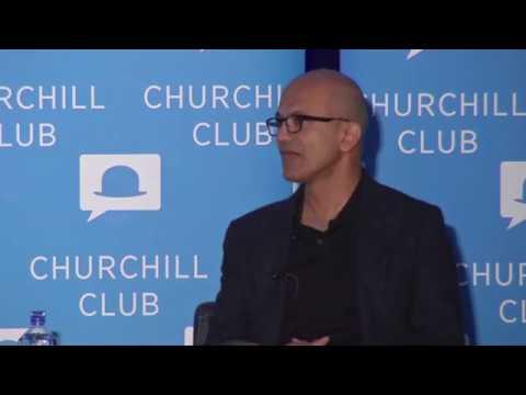 10.2.17 Mission: Empowerment | Satya Nadella in conversation with Reid Hoffman
