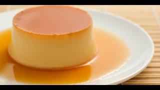 Creme Caramel / Leche Flan | One Pot Chef