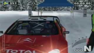 PlayStation 2 - WRC 3 - El Juego Oficial del FIA World Rally Championship (2003) [ESP]