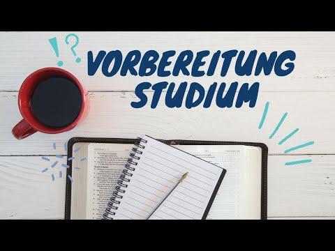 Vorbereitung Auf Das Studium // Was Du VOR Dem Studium Wissen Solltest