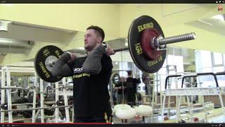 """#Тяжелаяатлетика """" Толкать это сложно """"Weightlifting"""