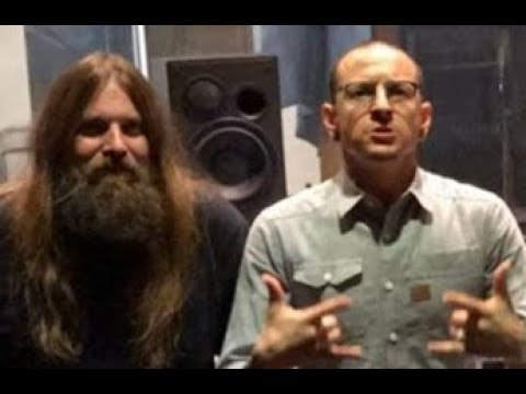 The late Chester Bennington and Mark Morton (LOG) collab will be released in the future..!
