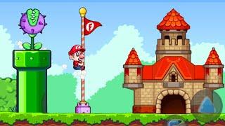 Bob's World 2 - Super Jungle Adventure - Gameplay Walkthrough Part 2 Level 11-20 World (Android,iOS)