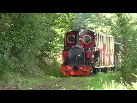 The Lappa Valley Railway - Monday 8th August 2016