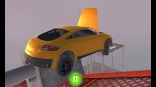 Unfair Stunt Game Walkthrough | Car Stunt Games