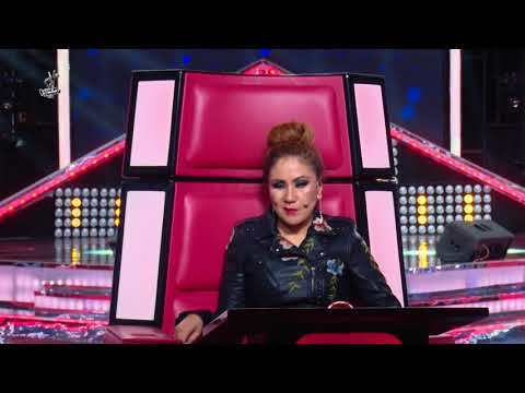 Shreya Rai  Dont Let Me Down  Blind Audition  The Voice of Nepal 2018