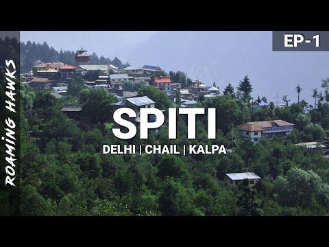 Spiti Road Trip | Ep.1 | Roaming Hawks