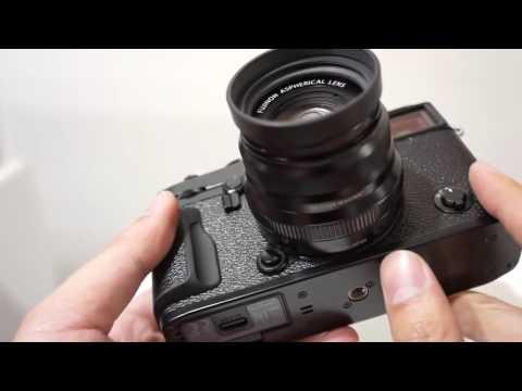 Trên tay Fujifilm X Pro 2