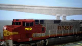 Rails of California Valley Episode 1 Part 1: The City