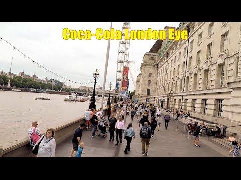 Coca-Cola London Eye|London UK|2019