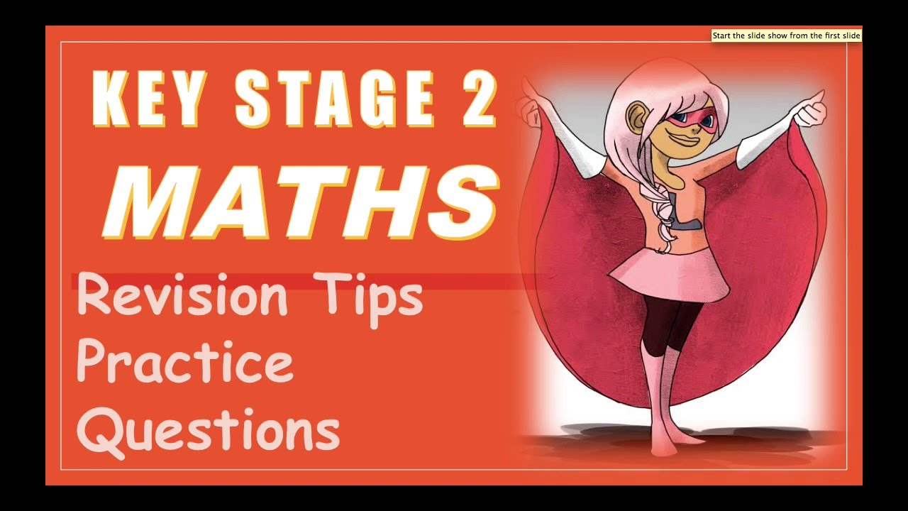 Key Stage 2 Ks2 Maths Is Easy Sats Revision Practice Exam