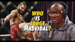 Kamaru Usman Doesn't Know Who Jorge Masvidal Is