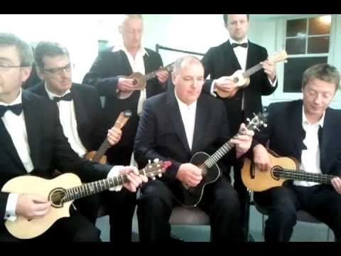 Relentlessly In C - Rehearsal Piece - The Ukulele Orchestra Of Great Britain