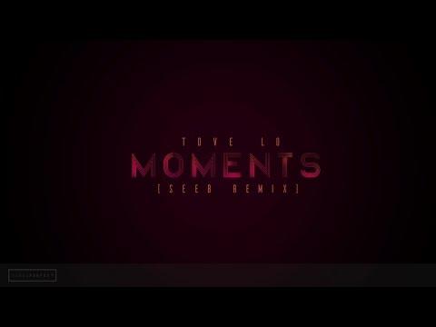 Moments (SeeB Remix) - Tove Lo   Lyrical Kinetic Typography