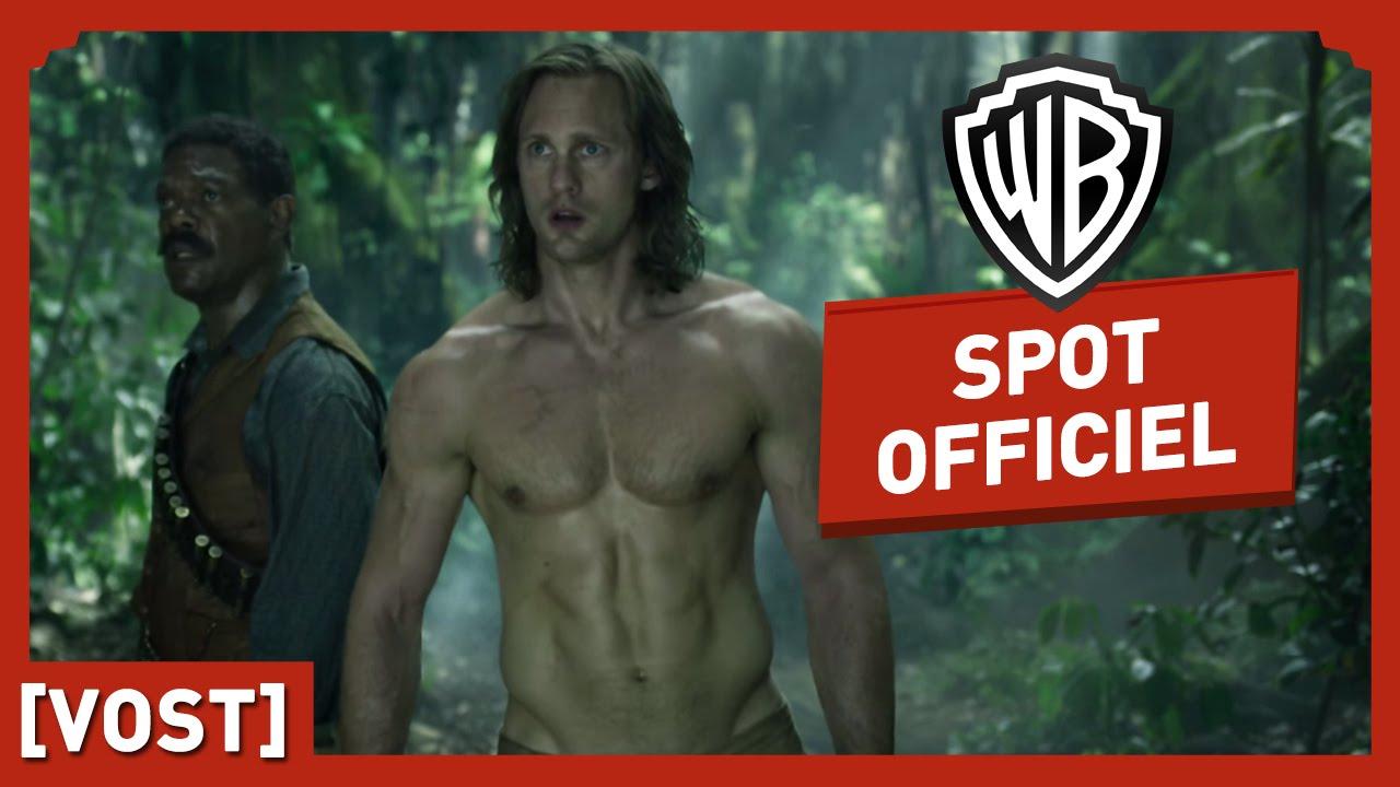 Tarzan - Spot Officiel (VOST) - Alexander Skarsgård, Margot Robbie