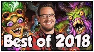 Hearthstone   Best Moments of 2018