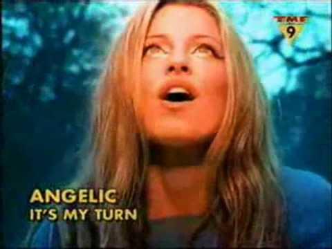 Angelic _ It's My Turn (Lyrics)