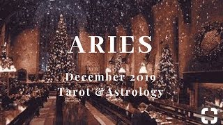 FAME, FORTUNE AND FORGIVENESS? Aries December 2019 Tarot & Astrology