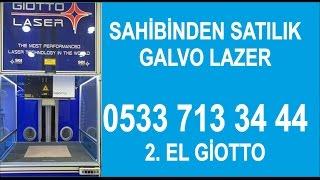 2. EL GALVO LAZER www.galvolaSer.com Satılık 2. el galvo lazer sahibinden