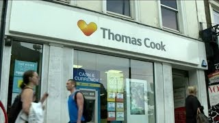 The world's oldest travel firm Thomas Cook collapses