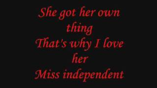 Ne-Yo - Miss Independent [CORRECT LYRICS!!!]