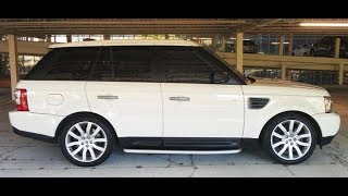 Why a 2008 Range Rover Supercharged under $15000 should be your dream come true