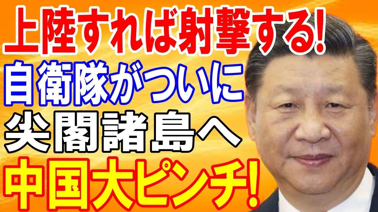 【海外の反応】日本政府「尖閣に上陸すれば自衛隊が射撃するぞ!」岸防衛相「現行法で可能だ!上陸は凶悪犯罪」なぜか息を呑む韓国人「中国艦隊は7日間で全滅!絶対日本に勝つことはできない…」【日本の魂】