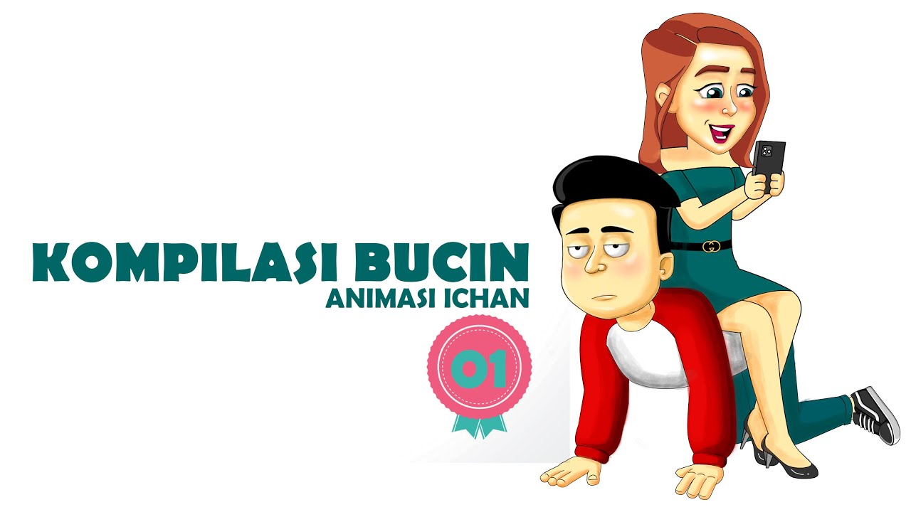 Animasi Bucin Kompilasi Animasi Ichan Vol 01 Youtube