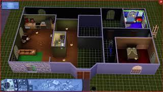 Sims 3 - Adeline & Gilbert - 25b - Huge Home Rennovation!