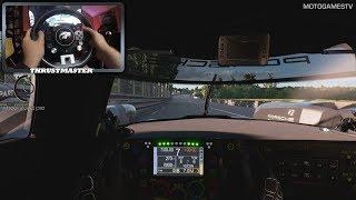 Gran Turismo Sport with Thrustmaster T-GT [WheelCam]