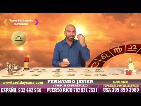 Horóscopo de la semana del 21 al 27 de Noviembre. Fernando Javier Coach Espíritual. Despierta Miami.