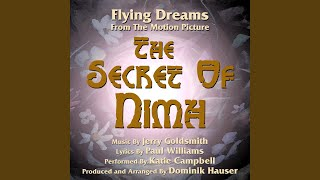 "Flying Dreams from the Motion Picture ""The Secret of Nimh"""