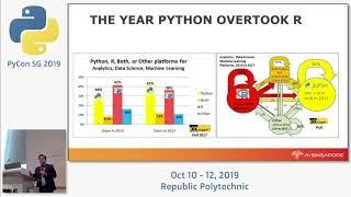 Opening Keynote - PyCon SG 2019
