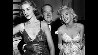 marilyn monroe at the première of how to marry a millionaire 1953 Thumbnail