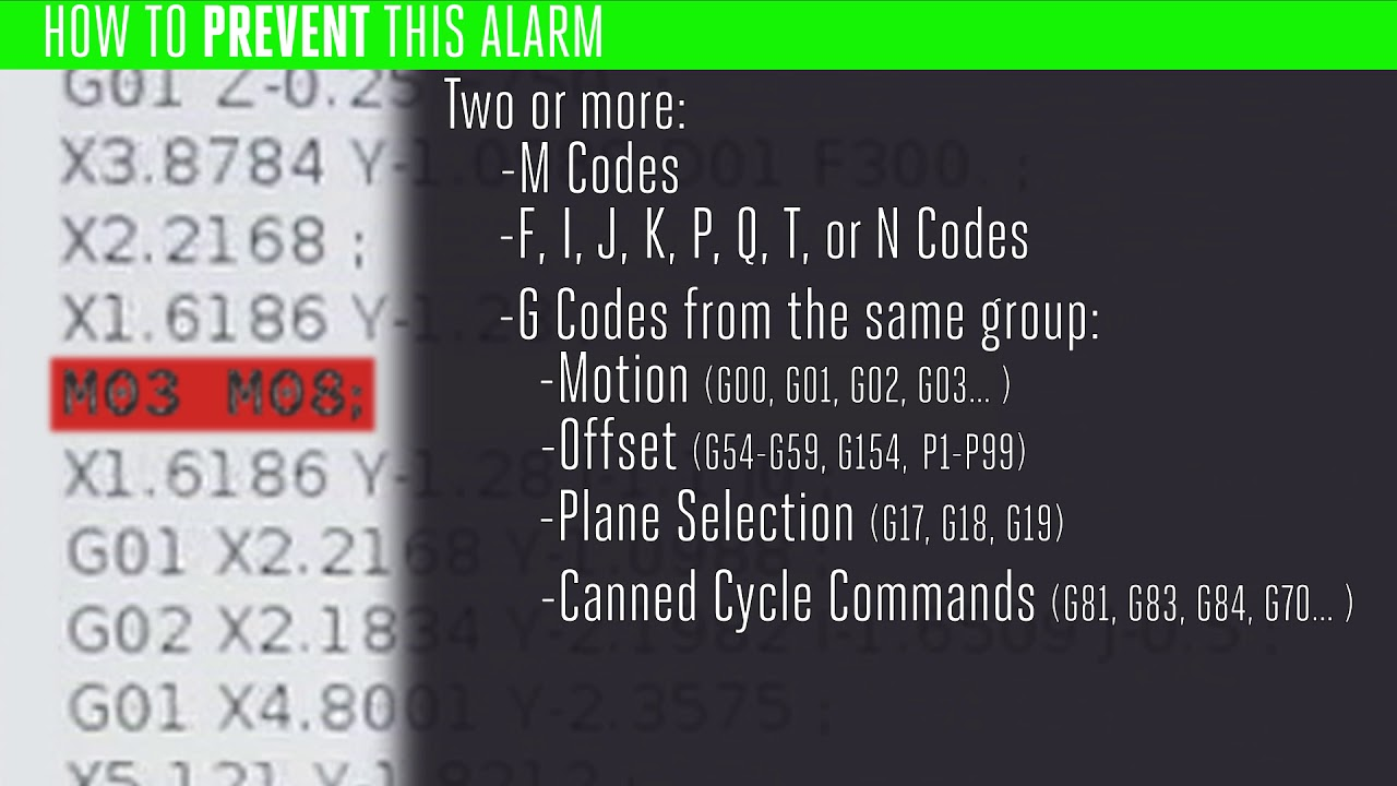 Alarm 339 Multiple Codes