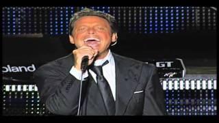 Luis Miguel - Speech & Si Te Vas (Live - Estadio Vélez, Arg...