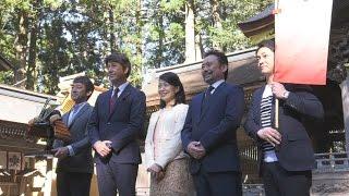 2016年NHK大河ドラマ「真田丸」に出演し、2017年の上田真田まつりにて「...