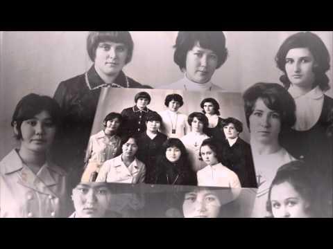 Слайд-шоу к юбилею на казахском языке