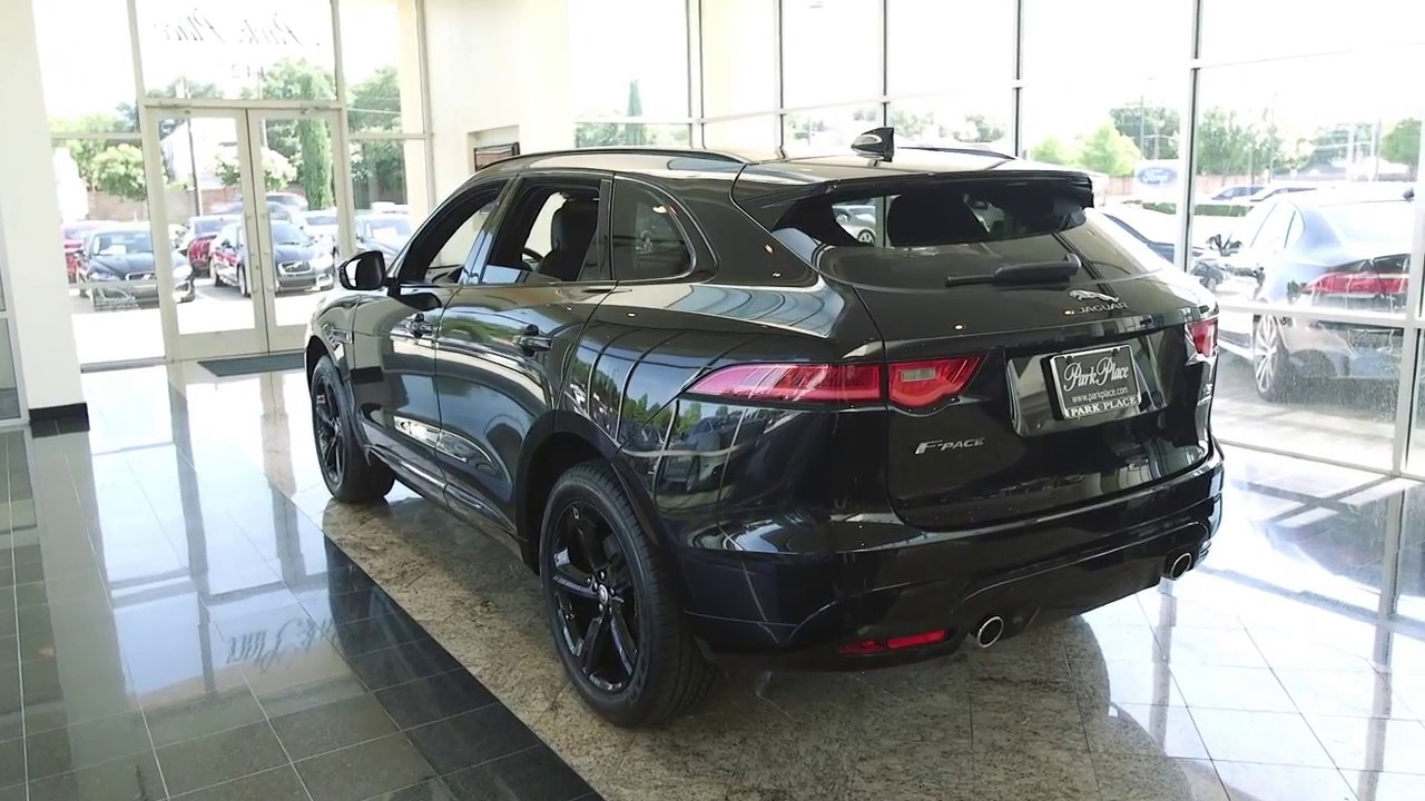 Good 2017 Jaguar F Pace Review   Park Place Jaguar Plano