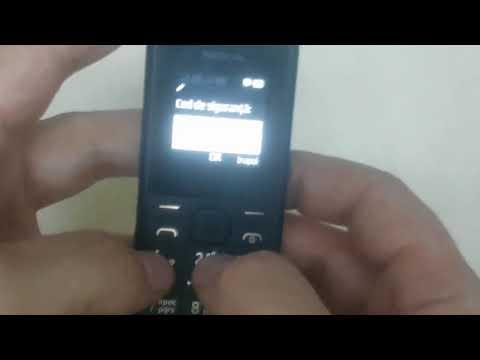 Hard Reset Nokia 105 RM 1133