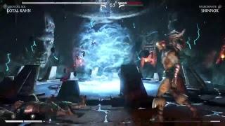 Mortal Kombat XL (Torre Klasica) Quan Chi , Shinnok y Kotal Kahn