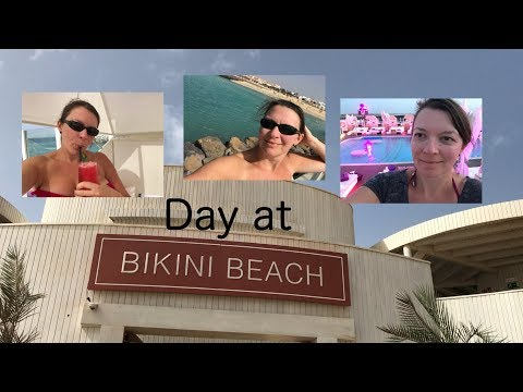 Ophelia Talks about Bikini Beach, on holiday in Cape Verde