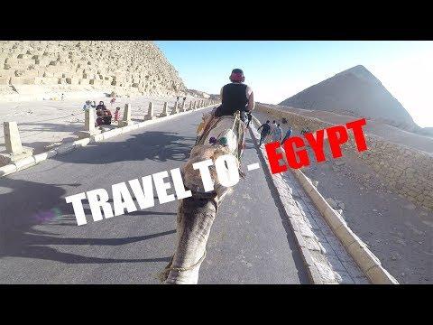 TRAVEL TO EGYPT !